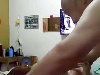 Chinese Granny Rejecting Sex From Husband