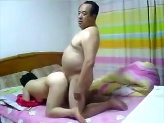 Amateur married couple