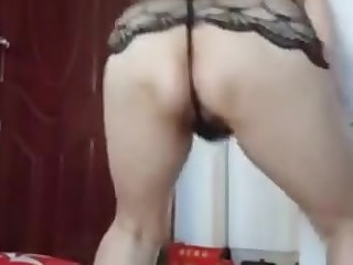Chinese milf dance